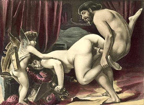 Эротика на изобразительному искусству