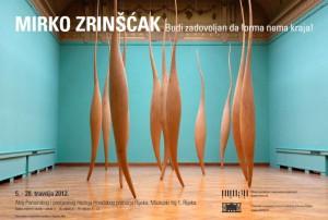 Izložba Mirka Zrinšćaka