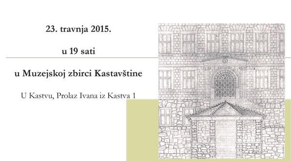 Crtice iz povijesti školstva grada Kastva