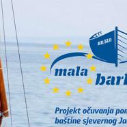 (Hrvatski) Europski projekt Mala barka 2