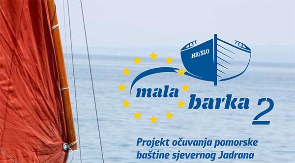 Europski projekt Mala barka 2