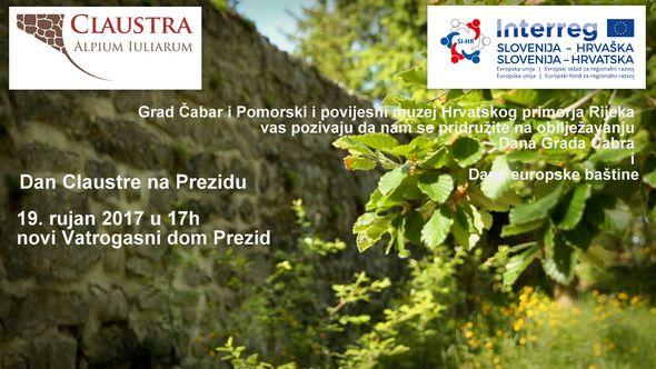 (Hrvatski) Claustra u Prezidu
