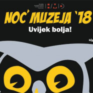 (Hrvatski) Noć muzeja 2018.