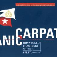 TITANIC – CARPATHIA u Splitu