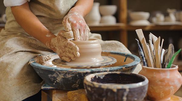 Procesi u tehnici izrade keramičkih objekata