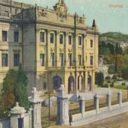Fotografije iz parka Guvernerove palače