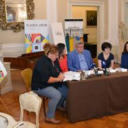D' Annunzijeva mučenica – konferencija za medije