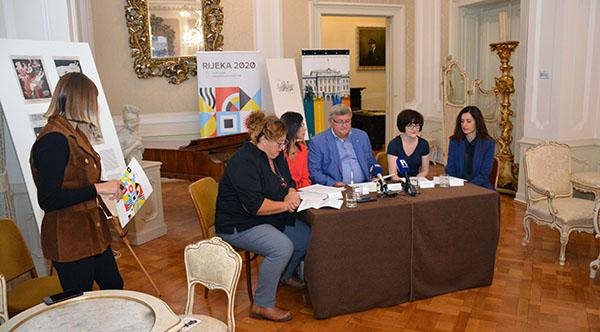 (Hrvatski) D' Annunzijeva mučenica – konferencija za medije