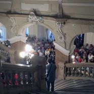 Otvorenje izložbe D' Annunzijeva Mučenica