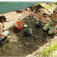 Akcija čišćenja i iskopavanje na Solinu, Kostrena