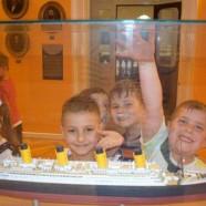 Jutro u Muzeju – TITANIC