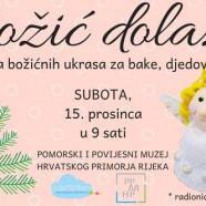 """Radionica """"Božić dolazi!"""""""