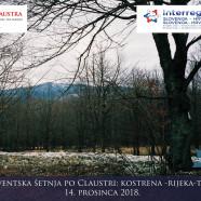 Adventska šetnja po Claustri: Kostrena – Rijeka – Trsat