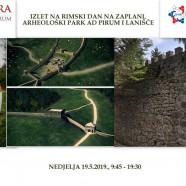 (Hrvatski) Claustra+: Izlet Rimljani i utvrde u Sloveniji
